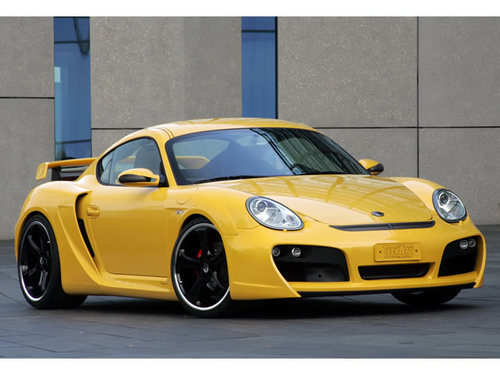 Product picture Porsche Cayman Service Repair Manual Download 2005-2008