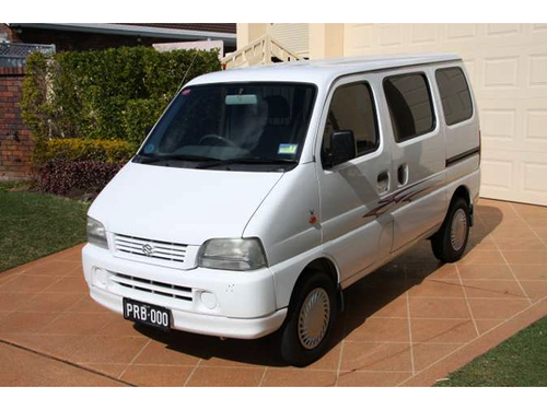 Product picture Suzuki Carry Service Repair Manual Download 1999-2004