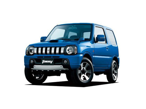 Product picture Suzuki Jimny Service Repair Manual Download 1998-2010