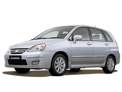 Product picture Suzuki Aerio Service Repair Manual Download 2002-2007