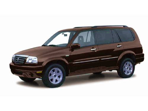 Product picture Suzuki XL-7 Service Repair Manual Download 2001-2006